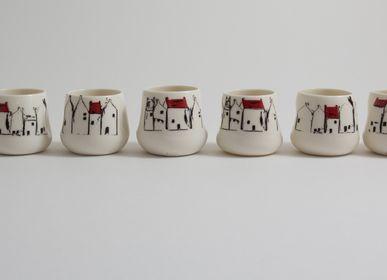 Mugs - Coffee cup - BÉRANGÈRE CÉRAMIQUES