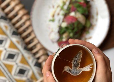 Café et thé - Sachet de thé colibri ( par 5 )  - TEA HERITAGE