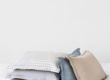 Linge de lit - Taie d'oreiller en lin Sham en différentes couleurs - MAGIC LINEN