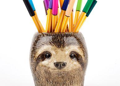 Decorative objects - Sloth pencil pot - QUAIL DESIGNS