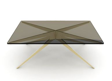 Coffee tables - DEAN RECTANGULAR COFFEE TABLE - TONICIE'S