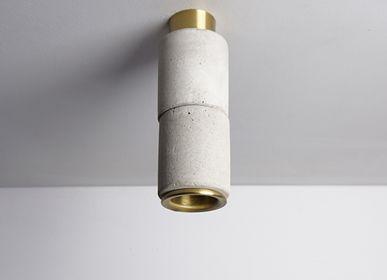 Chambres d'hotels - CL230 - projecteurs au plafond - ALENTES