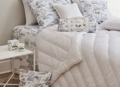 Comforters and pillows - TOILE DE MYALPACA LIMITED EDITION of ALPACA FIBRE DUVETS & PILLOWS - MY ALPACA