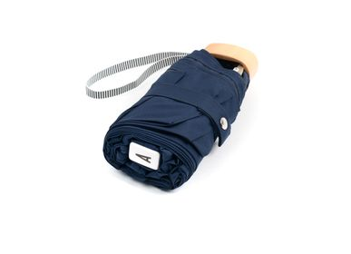 Travel accessories / suitcase - Micro-umbrella - resistant & lightweight - Navy Blue - Colette - ANATOLE
