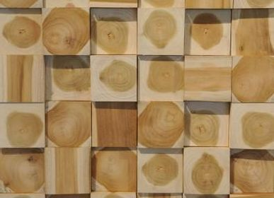 Other wall decoration - WALL PANELS | Wall panels made of wood - XYLEIA NATURAL INTERIORS