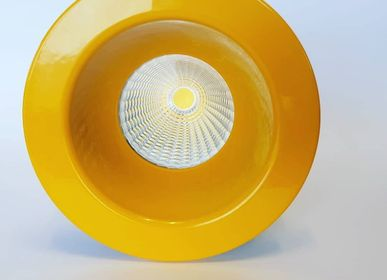 Recessed lighting - LEMON YELLOW - ANTIDOTE EDITIONS