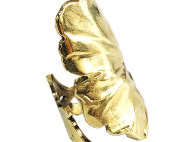 Jewelry - Ring Gingko Lotta Djossou - LOTTA DJOSSOU