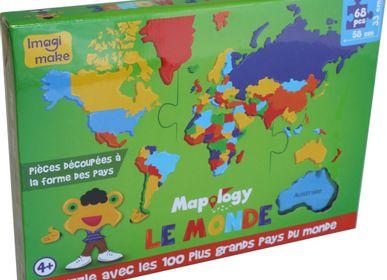 Jeux enfants - Puzzles educatives - CRAENEN