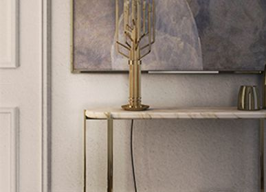 Console table - Craig | Console - ESSENTIAL HOME