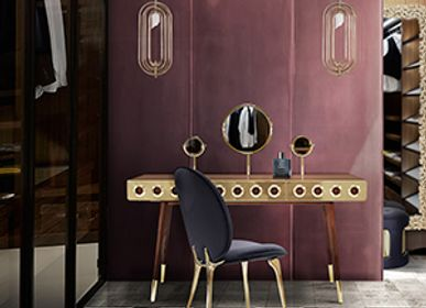 Dining Tables - Monocles | Dressing Table - ESSENTIAL HOME