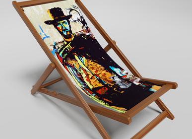 Deck chairs - Deckchair  - CALAIG ART & DESIGN