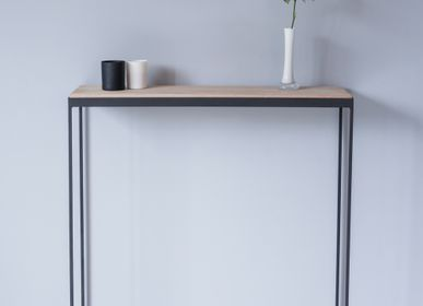 Consoles - Console Wood & Iron - ATELIER MAJEUR