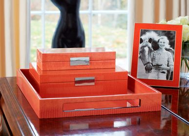 Casket / box - Lacquer Boxes - ADDISON ROSS