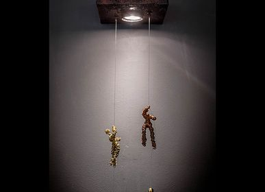 Wall lamps - Acrobats  - F+M FOS