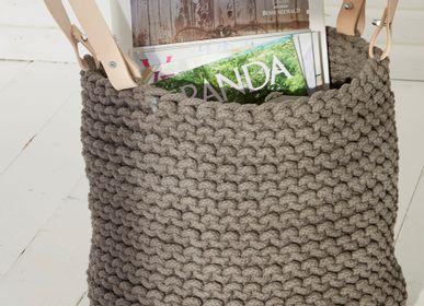 Storage boxes - knitting basket - DAHLENBURG