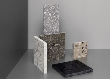 Cement tiles - SLABS COLLECTION wall covering - MIPA