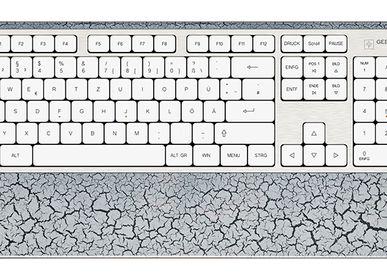 Office set - Computer keyboard - Terra Nova - GEBR. HENTSCHEL GBR