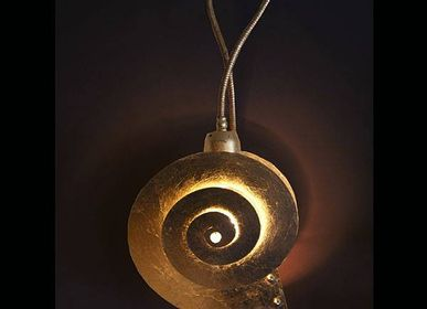 Wall lamps - Sol key Spiral  - F+M FOS