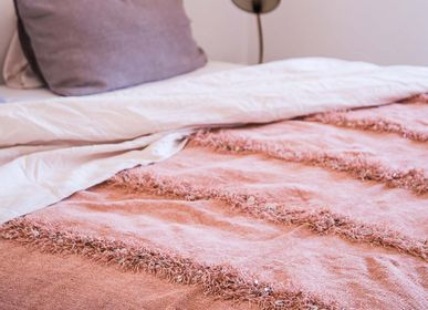 Bed linens - Hand woven blanket - CHABI CHIC