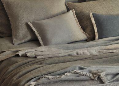 Throw blankets - LUXURY HAND-WOVEN ALPACA THROWS (DOUBLE-SIDED) - MY ALPACA