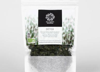 Coffee / tea - Detox herbal-tea Bulk - MY ORGANIC INFUSION