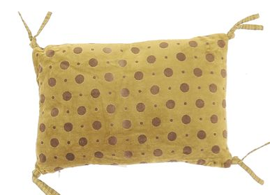 Fabric cushions - MUMBAI Pad - INDIAN SONG