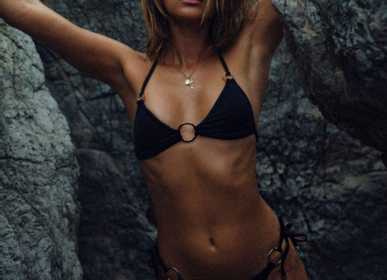 Ready-to-wear - Black Bahamas Bikini - BLEU DE VOUS