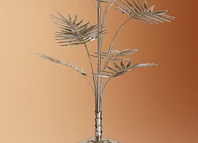 Hotel bedrooms - Ivete Palmtree | Floor Lamp - ESSENTIAL HOME