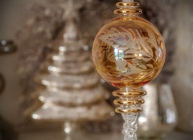 Guirlandes et boules de Noël - Non Round Christmas Decorations - TREASURE TREE