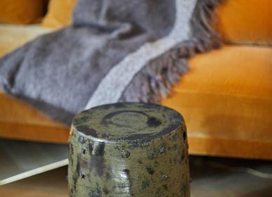 Ceramic - Empreinte d'Émail (Enamel Mark) - Stool - DRAGONFLY