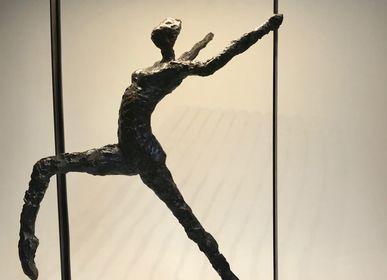 Sculptures, statuettes and miniatures - sculpture Escapée - bronze - CATHERINE DE KERHOR - SCULPTEUR