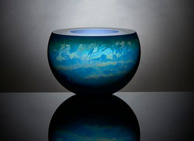 Art glass - NOCHE art glass - ANNA TORFS