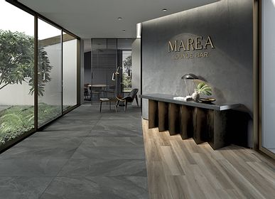 Cement tiles - BRAZILIAN SLATE floor covering - UNICOMSTARKER