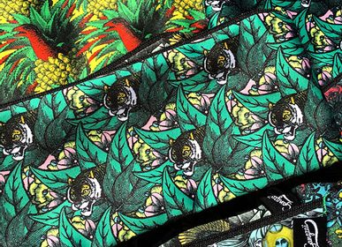 Decorative objects - SAFARI pencil cases - GANGZAÏ