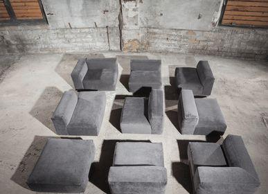 sofas - SOFA MONZA - TRISS