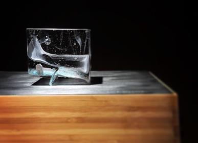 Verre d'art - Sculpture Glass  - LUIS PARADES