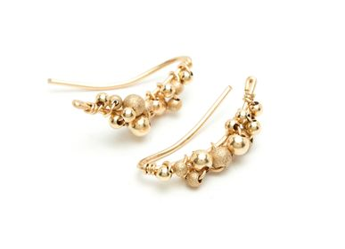 Jewelry - Ear cuff Cosmic Gold Filled 14kt - YAY PARIS