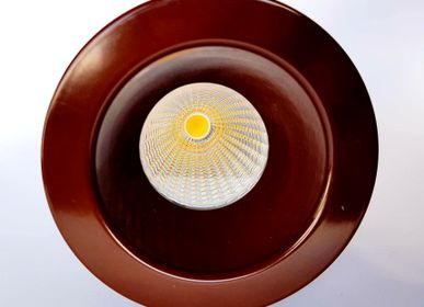 Recessed lighting - BROWN - ANTIDOTE EDITIONS