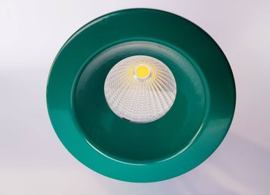 Recessed lighting - WATER GREEN - ANTIDOTE EDITIONS