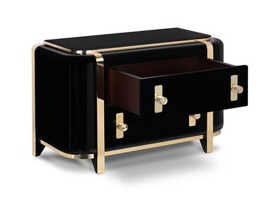 Chambres d'hotels - Kahn | Nightstand - ESSENTIAL HOME