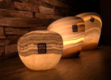 Decorative objects - Dina candle holder - MAISON ZOE