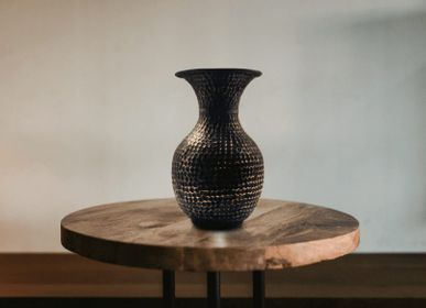 Decorative accessories - Damascus copper vase - MAISON ZOE