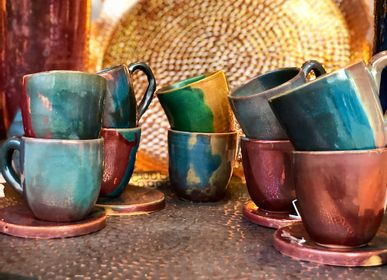 Céramique - Alexo tasses espresso - MAISON ZOE