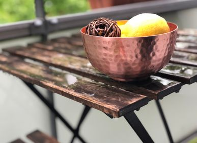 Bowls - Decorative copper bowl - MAISON ZOE