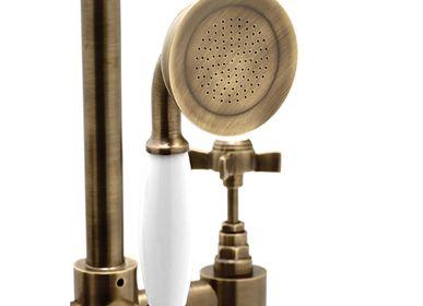 Spa - Bourgeois II Mounting Floor Mixer tap - MAISON VALENTINA