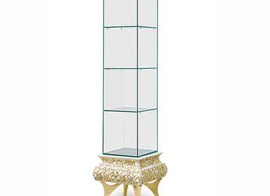 Shelves - Crochet Perfume Display  - MAISON VALENTINA