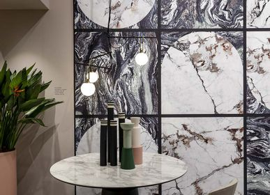 Indoor coverings - Policroma Ceramic Coating - CEDIT