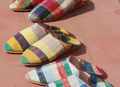 Shoes - slippers - bags - MARTINE GORON
