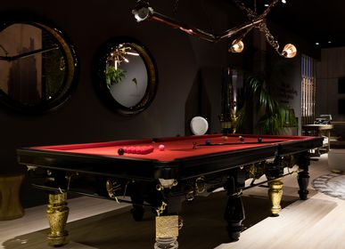 Aménagements - Table de billard métamorphose - COVET HOUSE