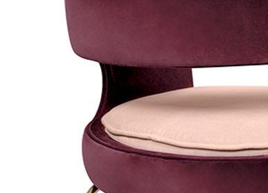 Chaises - Ellen | Chaise salle à manger - ESSENTIAL HOME